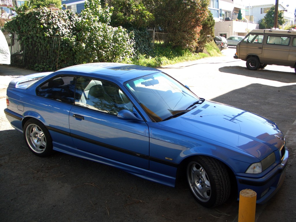My New BMW 1999 M3 E36
